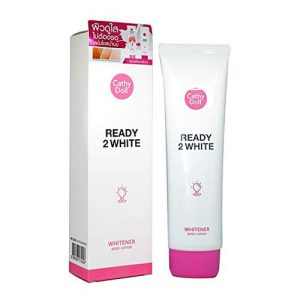 Sữa dưỡng thể Cathy Doll ready 2 White Body Lotion 150ml